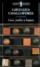 Genes, Pueblos y Lenguas PDF