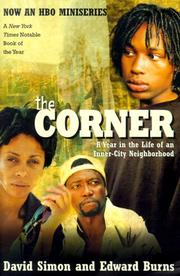 The corner by Simon, David
