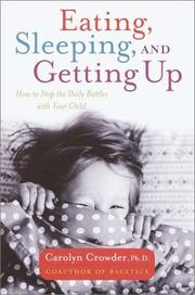 Eating, Sleeping, and Getting Up PDF