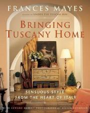 Bringing Tuscany Home PDF