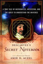 Descartess Secret Notebook