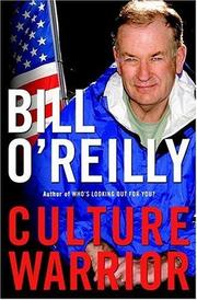 Culture Warrior by Bill O&#39;Reilly