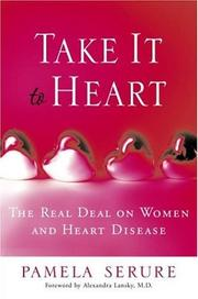 Take It to Heart by Pamela Serure