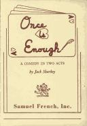 Once is enough PDF