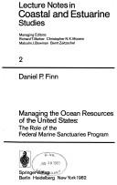 Managing the ocean resources of the United States PDF