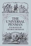 The universal penman by George Bickham