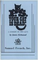 P.S. Your cat is dead! by Kirkwood, James