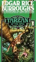Cover of: Tarzan of the Apes by Edgar Rice Burroughs
