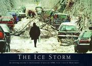 The ice storm by Mark Abley