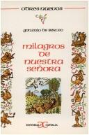 Milagros de Nuestra Seora by Gonzalo de Berceo