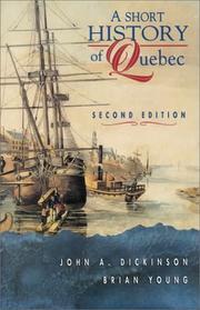 A short history of Quebec PDF