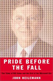 Pride before the fall PDF