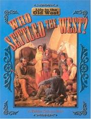 Who settled the West? PDF