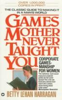 Games mother never taught you PDF