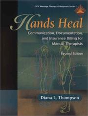 Hands Heal by Diana L. Thompson
