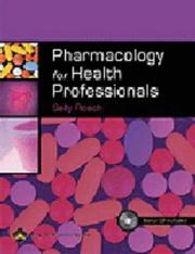 Pharmacology for Health Professionals PDF