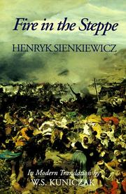 Fire in the steppe by Henryk Sienkiewicz