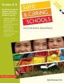 Safe & caring schools by Katia Petersen