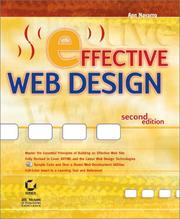 Effective Web design PDF