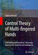 Control theory of multi-fingered hands PDF