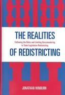 The realities of redistricting PDF