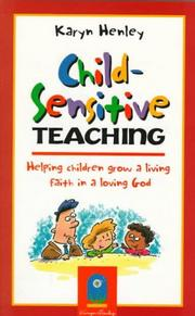 Child sensitive teaching by Karyn Henley