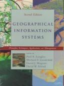 Geographical information systems : principles, techniques, applications, and management