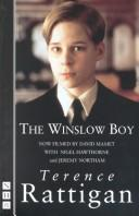 The Winslow boy by Terence Rattigan