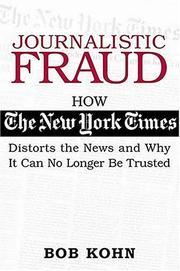 Journalistic fraud PDF