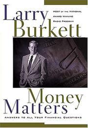 Money Matters PDF