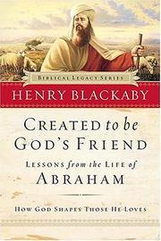 Created to Be God's Friend PDF