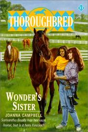 Wonder's Sister (Thoroughbred) PDF