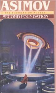 Cover of: Second Foundation (Foundation Novels) by Isaac Asimov