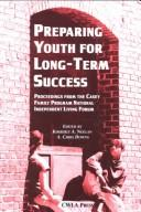 Preparing youth for long-term success PDF