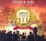 Landscape Turned Red by Stephen W. Sears
