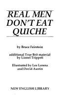 Real men don't eat quiche PDF