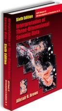 Interpretation of three-dimensional seismic data by Alistair R. Brown