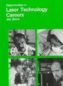 Opportunities in laser technology careers PDF
