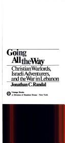 Going all the way by Jonathan C. Randal