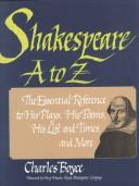 Shakespeare A to Z by Charles Boyce