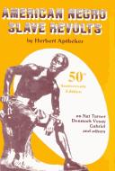 Cover of: American Negro slave revolts by Herbert Aptheker