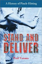 Stand and Deliver PDF
