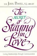 The Secret of Staying in Love PDF