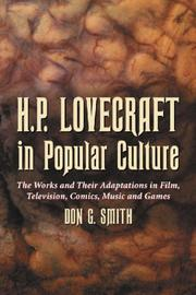 H.P. Lovecraft in popular culture by Don G. Smith