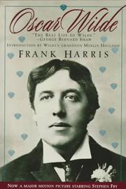 Oscar Wilde by Harris, Frank