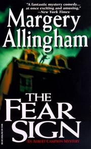 The Fear Sign PDF