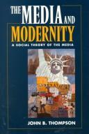 The media and modernity PDF