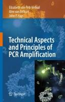 Principles and technical aspects of PCR amplification PDF
