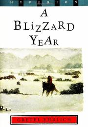 A Blizzard Year