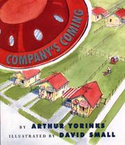 Company's coming by Arthur Yorinks